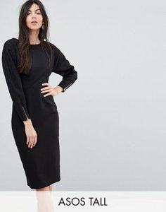asos-tall-asos-tall-long-sleeve-midi-pencil-dress-Z4a8ZCqpy2V4Wbvpnkode-300
