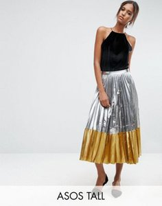asos-tall-asos-tall-pleated-midi-skirt-in-metallic-with-contrast-hem-WxWJvp2JhReSd38nDfn-300