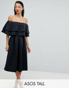 asos-tall-asos-tall-ruffle-off-shoulder-midi-dress-a7Umhhoag2y1R7NJtHk7W-300
