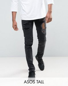 asos-asos-tall-skinny-jeans-with-biker-zip-and-rips-details-in-washed-black-H1XqrycNa2E3WM81QXG94-300