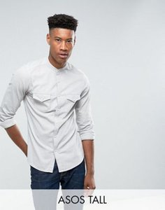 asos-asos-tall-stretch-slim-denim-western-shirt-with-grandad-collar-KUatbkRMW2V4UbttMkthC-300