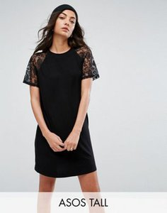 asos-tall-asos-tall-t-shirt-dress-with-lace-raglan-sleeve-8DP4FhPSX25TfEjbTxNTC-300