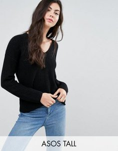 asos-tall-asos-tall-ultimate-chunky-jumper-with-v-neck-gnMvNvVza2SwHcok6qLD3-300