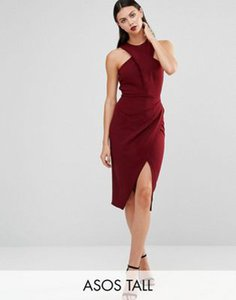 asos-tall-asos-tall-wrap-crepe-top-bodycon-midi-pencil-dress-x8DY42GJWT6S83RnqjX-300