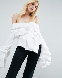 asos-white-asos-white-off-shoulder-wrap-shirt-n3Pa5A7fm25TQEhrex5LN-300