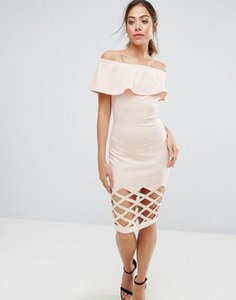 ax-paris-ax-paris-pink-frill-bardot-bodycon-with-cut-out-detail-dress-DqSsoNK8B2LVhVULjBcpW-300