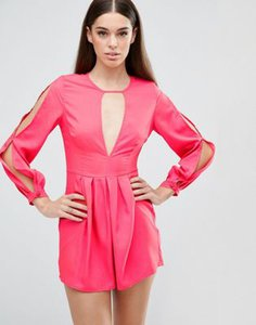 ax-paris-ax-paris-v-neck-split-sleeve-playsuit-with-t-bar-8BDmE9TJFRaS93ynqvz-300