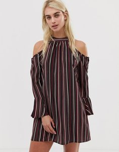 band-of-gypsies-band-of-gypsies-pinstripe-cold-shoulder-dress-mpa8ZCqpw2V4ibvyXkodz-300