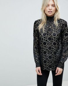 b-young-b-young-high-neck-metallic-sheer-spot-blouse-nUMgUacoL2SwycoDgq1HB-300
