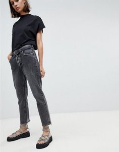 cheap-monday-cheap-monday-cropped-mom-jean-in-rigid-denim-with-destroyed-hem-CFXbY8jNP2E3EM8QvX3jt-300
