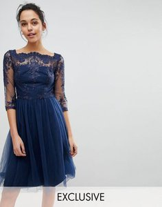 chi-chi-london-chi-chi-london-bardot-neck-midi-dress-with-premium-lace-and-tulle-skirt-N4c3d4HL427aNDn9UspBp-300