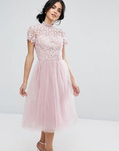 chi-chi-london-chi-chi-london-high-neck-lace-midi-dress-with-tulle-skirt-q5PKt4ErW25TcEhM8xh9r-300