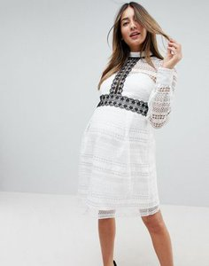 chi-chi-london-maternity-chi-chi-london-maternity-lace-mini-dress-with-contrast-stitching-and-cut-out-back-fpX58B2w22E3nMAt5XEMU-300