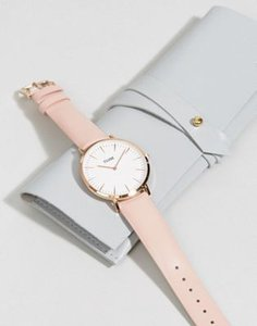 cluse-cluse-la-boheme-cl18014-leather-strap-watch-in-pink-VUSsAEq1T2LVUVVARBG52-300