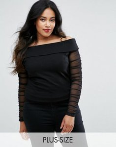 coast-plus-coast-plus-ainey-bardot-top-with-mesh-sleeves-tNPo4cWdE25TBEieGxzGh-300