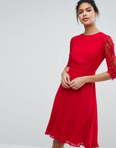 elise-ryan-elise-ryan-midi-skater-dress-with-lace-waist-and-sleeve-6iHS6M7JMS7S83Vnaix-300