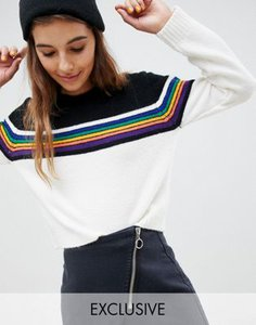 e-l-k-e-l-k-fitted-jumper-with-rainbow-stripe-detail-gJc3WJG9C27afDnF9syxZ-300