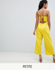 fashion-union-petite-fashion-union-petite-cami-jumpsuit-with-tie-back-in-satin-QaVwY98c72bXnjEMVQFNm-300