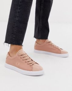 fred-perry-fred-perry-lottie-pink-trainer-with-suede-toe-cap-8Wco6au3327aLDn7As8Wc-300
