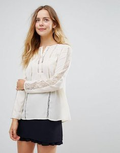 french-connection-french-conecction-polly-plains-mesh-sleeved-blouse-BxPaNu6Go25TnEhvXx8bY-300