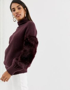 french-connection-french-connection-high-neck-faux-fur-jumper-AUMQRhmZU2SwWcqwsqo74-300