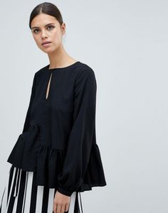 french-connection-french-connection-lisette-asymmetric-flare-blouse-dGMujm1Np2SwHcprrqyVi-300