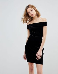 french-connection-french-connection-lula-stretch-velvet-off-shoulder-dress-wZXajzFMU2E3kM95bXTyi-300