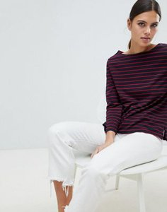 french-connection-french-connection-tim-tim-stripe-3-4-sleeve-t-shirt-2ccYN6Zpr27arDojfsDpT-300