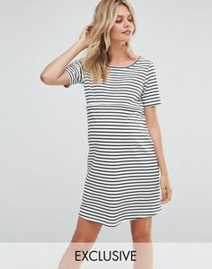 gebe-maternity-gebe-maternity-nursing-striped-shift-dress-with-star-emboridery-DNMRHVj132SwocoCiqd69-300