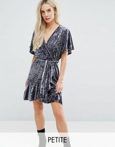 glamorous-petite-glamorous-petite-wrap-dress-in-crushed-velvet-BLXLYuNZB2E33M9kqX5nZ-300