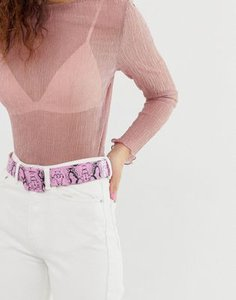 glamorous-glamorous-pink-snakeskin-belt-with-covered-buckle-mPX6ShxRo2E32M8iJXLc8-300