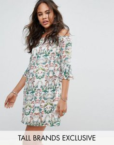 glamorous-tall-glamorous-tall-allover-printed-off-shoulder-skater-dress-with-fluted-sleeve-detail-tDP5hyLaE25TdEhDTxJx2-300