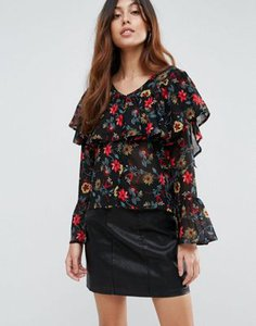 influence-influence-button-front-floral-ruffle-blouse-uSa8ZCqKy2V48bvGQkods-300