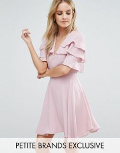 john-zack-petite-john-zack-petite-ruffle-shoulder-mini-tea-dress-euae7vYyA2V4pbt7vkTF6-300