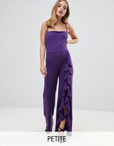 john-zack-petite-john-zack-petite-wide-leg-jumpsuit-with-exaggerated-ruffle-detail-in-purple-jfYz4HTGG2rZwy1fMdQfq-300