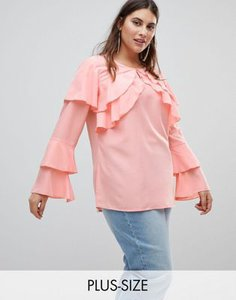 koko-koko-blouse-with-long-sleeve-ruffle-detail-fuUXWcvHP2y1G7N1AHMvu-300