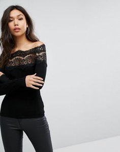 lipsy-lipsy-off-shoulder-jumper-with-eyelash-lace-trim-nQQD59iSz2hyQsb6c4shk-300