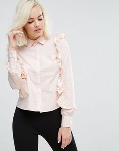 lost-ink-lost-ink-shirt-with-frill-sleeves-y4Vvj1f5E2bXtjF1cQfbM-300