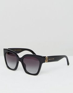 marc-jacobs-marc-jacobs-logo-cat-eye-sunglasses-in-black-n5U3L5e3d2y1m7MaXH4oZ-300