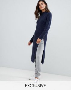 micha-lounge-micha-lounge-luxe-high-neck-tunic-with-exaggerated-side-split-in-mohair-blend-CQMfK3fEk2SwAcqm9q83o-300