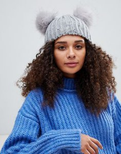 miss-selfridge-miss-selfridge-faux-fur-pom-pom-beanie-in-grey-PQX5vJVyw2E3pM9zgXp7f-300