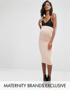 d7070f3e51c71 missguided-maternity-missguided-maternity-longline-jersey-midi-skirt-