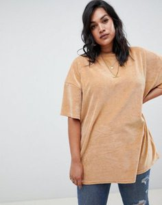 missguided-plus-missguided-plus-velour-oversized-t-shirt-in-camel-5VS8axB8Z2LVtVV36B7XM-300