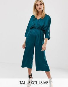 missguided-tall-missguided-tall-culotte-satin-ruched-waist-jumpsuit-in-teal-NcX6ShxPs2E3sM8DwXLcj-300