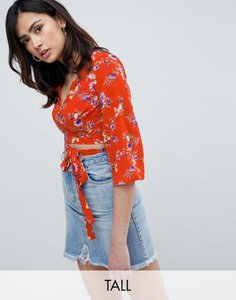 missguided-tall-missguided-tall-floral-cropped-tie-side-top-weQjzhwwV2hyCsaYo4Aau-300