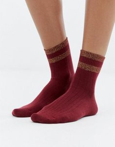 monki-monki-socks-with-glitter-stripe-on-top-in-burgundy-YpXaKVF4Z2E3fM9NfXaVW-300