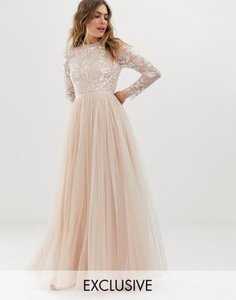 needle-thread-needle-thread-embellished-long-sleeve-maxi-dress-with-tulle-skirt-in-rose-quartz-W6QTe57dW2hyBscY94uAa-300