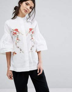 neon-rose-neon-rose-collarless-shirt-with-wide-sleeves-and-delicate-embroidery-DFU33Lewb2y1X7MYtH1Y2-300