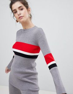 neon-rose-neon-rose-jumper-with-block-stripe-co-ord-CuVwY98bA2bXGjEAxQFNV-300