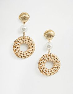 new-look-new-look-shell-and-raffia-hoop-earrings-in-gold-8XMAkzMi12SwDcpp8qwSW-300
